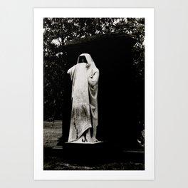 Eternal Silence Art Print