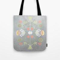 folk Tote Bags featuring Folk by Marta Olga Klara