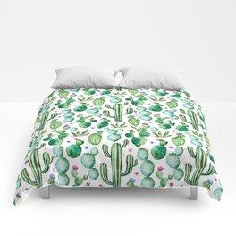 Cactus Oh Cactus Comforters