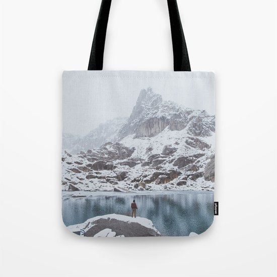 Jayme at Appleby Dome Tote Bag