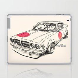 Crazy Car Art 0170 Laptop & iPad Skin