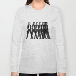 Octo Harrison  Long Sleeve T-shirt