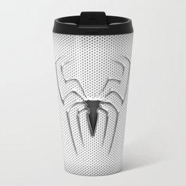 Spider Steel Chrome Travel Mug
