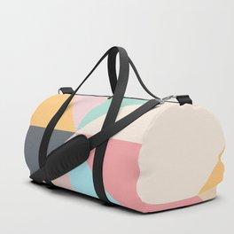 Geometric Pattern II Duffle Bag