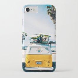 Surfing van iPhone Case