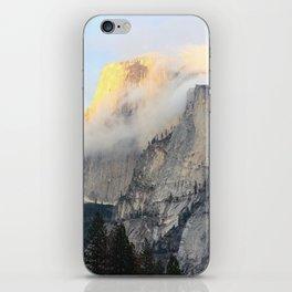 Golden Peak iPhone Skin