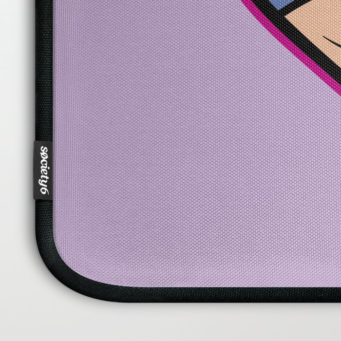 Chub Rub Club (II) Laptop Sleeve