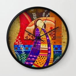 Loona II Wall Clock