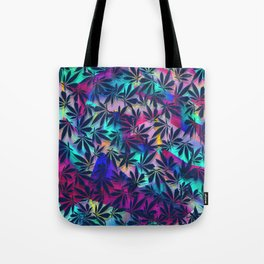 Cannabis is Beautiful Tote Bag
