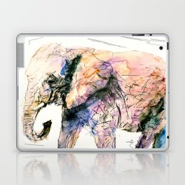 elephant queen - the whole truth Laptop & iPad Skin