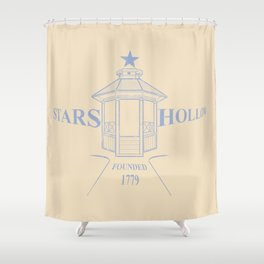 Stars Hollow Shower Curtain
