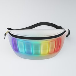 What're your shades?  Rainbow Colors VIBGYOR Fanny Pack
