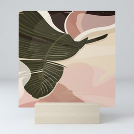Nomade I. Illustration Mini Art Print