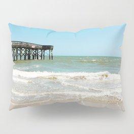 Turquoise Pier Pillow Sham