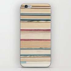 you cannot open a book without learning something iPhone Skin