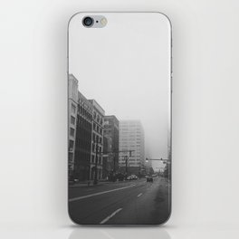 Woodward & John R...& Clifford - Detroit, MI iPhone Skin