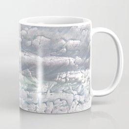Gray abstract Coffee Mug