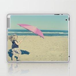 Beach Whirl Laptop & iPad Skin