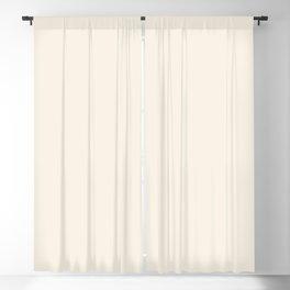 Spun Cotton Blackout Curtain