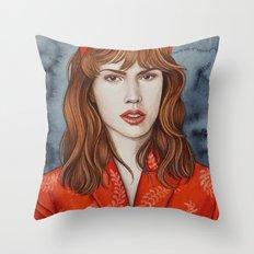 Super Gurls - 02 Throw Pillow
