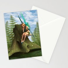 Thoughtful Fairy Stationery Cards