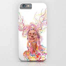 I can't believe this is really happening iPhone Case