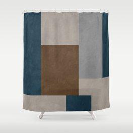 Geometrics Collection - Elegance Shower Curtain