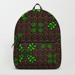 Lucky Mountain Clovers Backpack