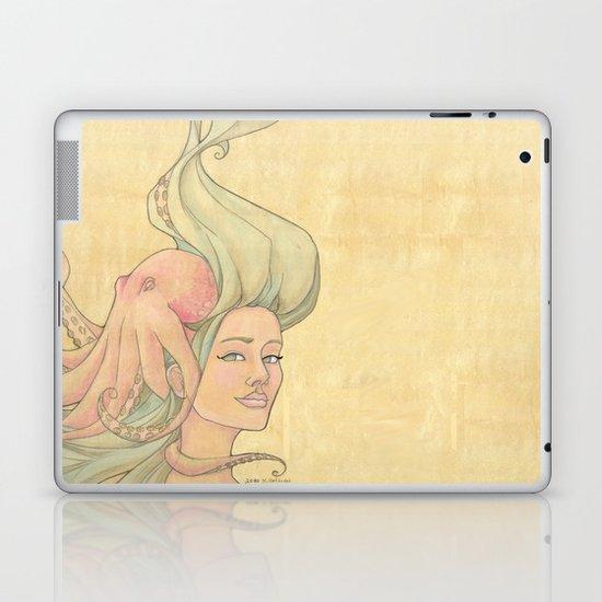 The Octopus Mermaid 7 Laptop & iPad Skin
