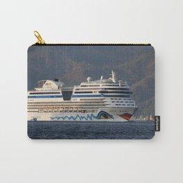 Aida Stella Cruise Ship Leaving Marmaris Carry-All Pouch
