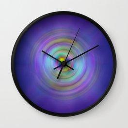 Rings of Infinity 2 Wall Clock