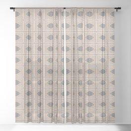 Windy City Beautiful Window Sheer Curtain