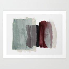 minimalism 1-1 Art Print
