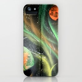 Space Coffee iPhone Case