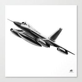 Convair B-58 Hustler Canvas Print