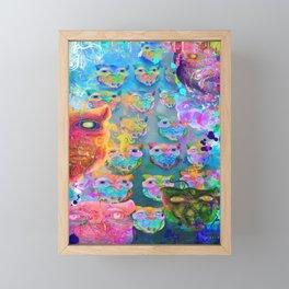 Hoot Framed Mini Art Print