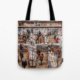 Shopping Labyrinth Tote Bag