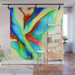 Womans`lap Wall Mural