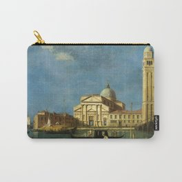 Venice - S. Pietro in Castello by Canaletto Carry-All Pouch
