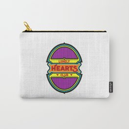 Lonely Hearts Club Carry-All Pouch