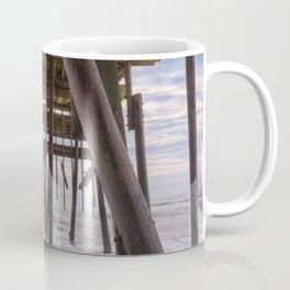 Under Frisco Pier Coffee Mug
