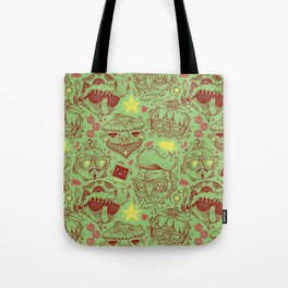 Have a Hipster Christmas! Tote Bag
