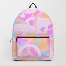 Geometry by Glojag  Backpack