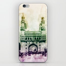 Charminar-Indian Monument iPhone Skin