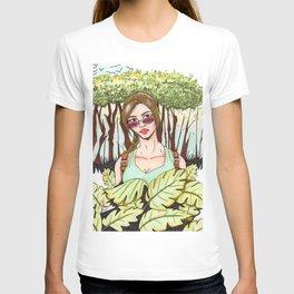 Into the Jungle - Lara Croft T-shirt
