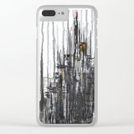 Centropolis V Clear iPhone Case