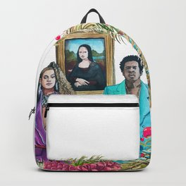 Queen Bey Christmas Holidays Holibeys Apeshit Formation Lemonade Backpack