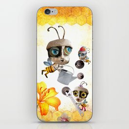 Good Bees iPhone Skin