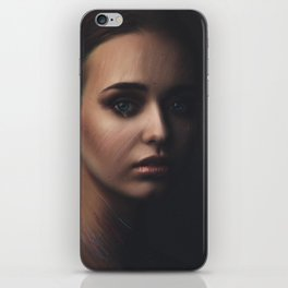 Expressions - Teary Eyes iPhone Skin