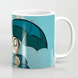The Li'l Depressed Boy:  Lonely Heart Blues Coffee Mug